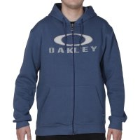 Moletom Oakley One Brand Fzip Fleece