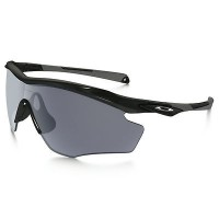 Óculos M2 Frame Xl Polished Black Grey