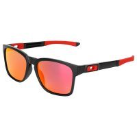 Óculos Oakley Catalyst Matte Black Ruby Iridium Ferrari