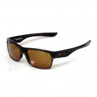 Óculos Oakley Twoface Brown Sugar / Bronze Polarized.