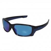 Óculos Oakley Straightlink Polished Black W/ Sapphire Iridium