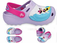 Sandalia Crocs Minnie Making Waves