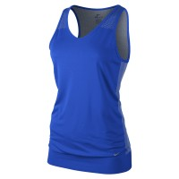 Top Longo Nike Gym Drifit Knit Tank