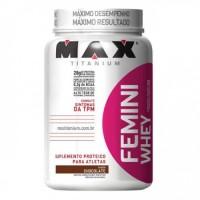 Whey Max Titanium Femini