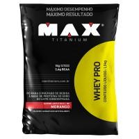 Whey PRO Refil Max Titanium 1,5kg