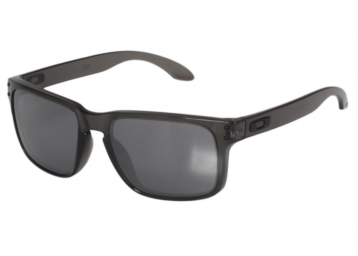 Oculos Oakley Holbrook Preto E Verde   Les Baux-de-Provence eb14c721be