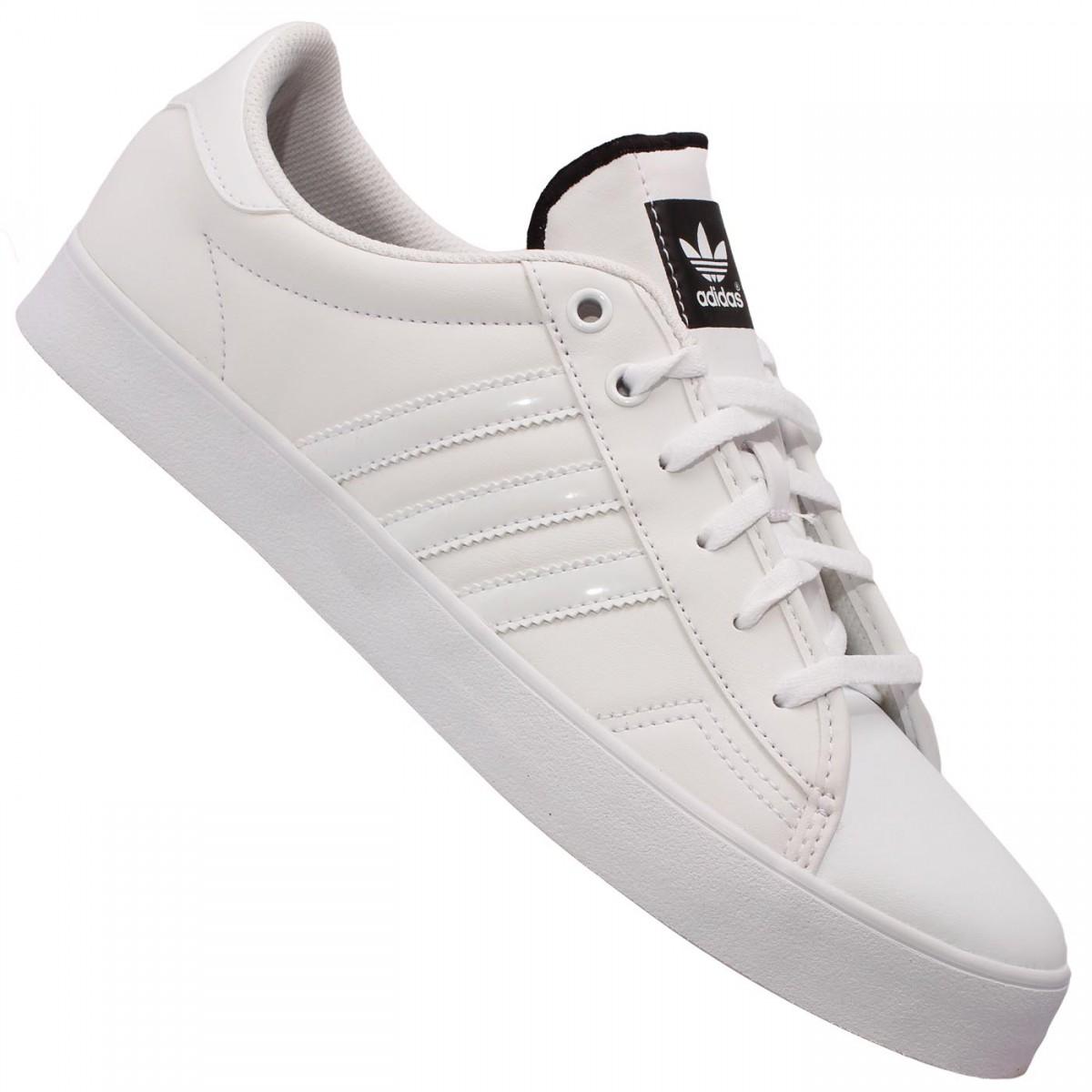 tenis branco adidas comprar
