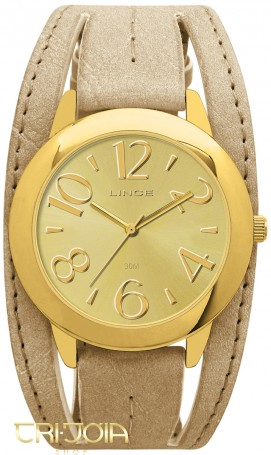 Relógio Lince Folk LRCK023L