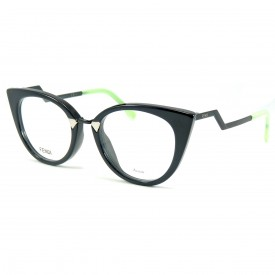 Imagem - Óculos de Grau Fendi Iridia