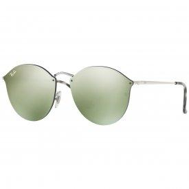 Imagem - Óculos de Sol Ray Ban Blaze Round