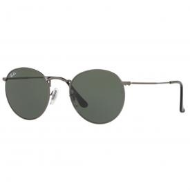 Imagem - Óculos de Sol Ray Ban Round Metal