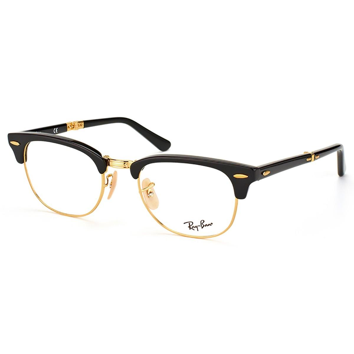 8b6a810b8c704 Armação Para óculos De Grau New Wayfarer Ray Ban Original