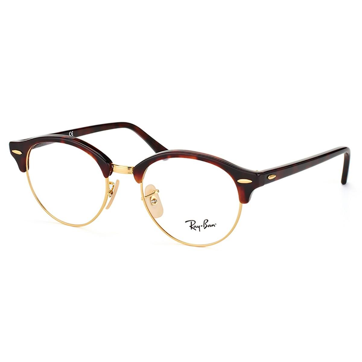 d81ea5abb Óculos de Grau Ray Ban Clubround   Tri-Jóia Shop - RB4246-V 2372