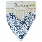 Babador bandana com estampa de marinheiro - Colibri - 041658