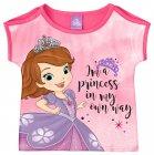 Blusa com estampa de princesa - Malwee