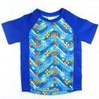 Blusa de banho com estampa Mar - Everly - 041554