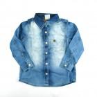 Camisa Jeans Puc - 038526