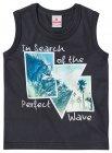 Camisa regata com estampa do mar - Brandili - 040580