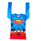 Camiseta Acqua Superman 50 Fps Uv.line - 034980