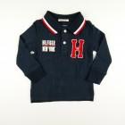 Camiseta Badge Polo ls Tommy Hilfiger - 031372 / 031375