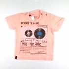 Camiseta Básica Vinyl Stone Banana Danger - 034788