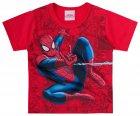 Camiseta com estampa do Homem Aranha - Brandili - 040327