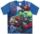 Camiseta com estampa dos Vingadores - Brandili - 040320