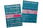 Capa Para Passaporte Mãe Fitá - 033205