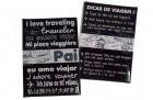 Capa Para Passaporte Pai Fitá - 033203
