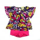 Conjunto Bata e Shorts Puc - 034319