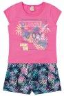 Conjunto blusa e shorts Love Summer - Brandili - 040564