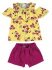 Conjunto Blusa e shorts - Malwee