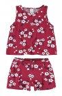 Conjunto blusa regata e shorts - Malwee - 039648