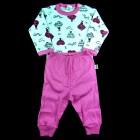 Conjunto Body Balões e Calça Lisa Baby Duck - 038842/038843