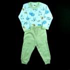 Conjunto Body e Calça Lisa Baby Duck - 038846