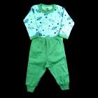 Conjunto Body Foguete e Calça Lisa Baby Duck - 038854/038855