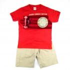Conjunto Camiseta e Bermuda Brandili - 033702