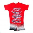 Conjunto Camiseta e Bermuda Vrasalon - 034031