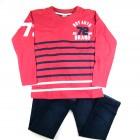 Conjunto Camiseta e Calça Jeans Donna Have Fun - 037805/037806