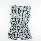 Macacão Curto Feminino Margaridas Tilly Baby - 35049