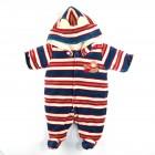Macacão Forrado Urso Avião Tilly Baby - 037535