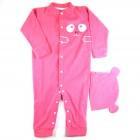 Macacão Soft Panda Cara de Criança - 038436