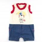 Macaquinho Orelhudo Baby Fashion - 035250