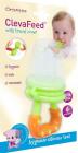 Mordedor para alimentação em silicone higiênico - Clevamama - 017570