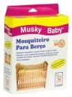 Mosquiteiro de Berço Musky - Comar - 032657