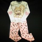 Pijama Comfort Kids Coffee break Lua Luá - 032742