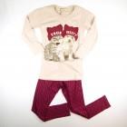 Pijama Legging Street Pets Lua Luá - 032315