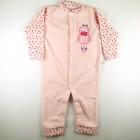 Pijama Longo Soft Ovelha Cara de Criança - 030947 / 032059