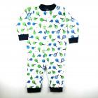 Pijama Moletom Ping Pong Cara de Criança - 030962 / 030963