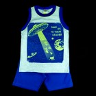 Pijama Nave Espacial Have Fun - 035512